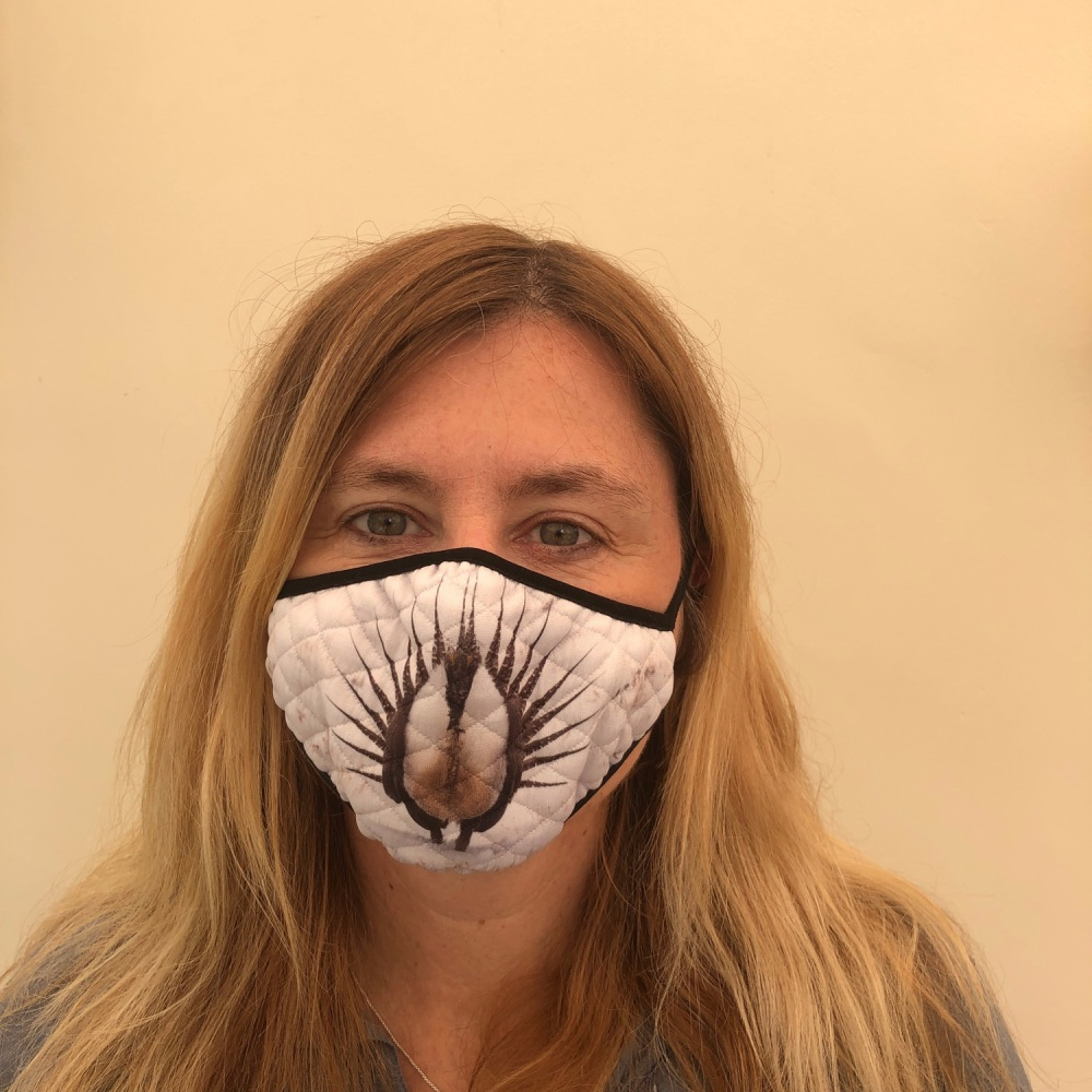 Face Mask - Greater Sage Grouse
