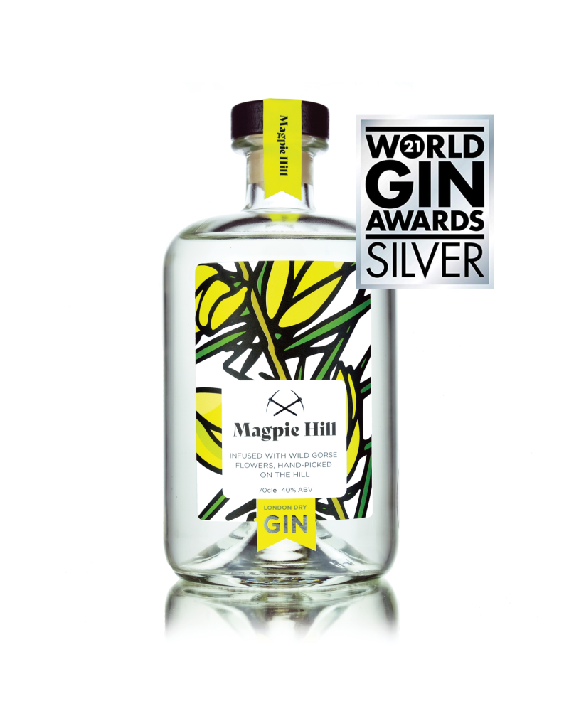 Magpie Hill London Dry Gin