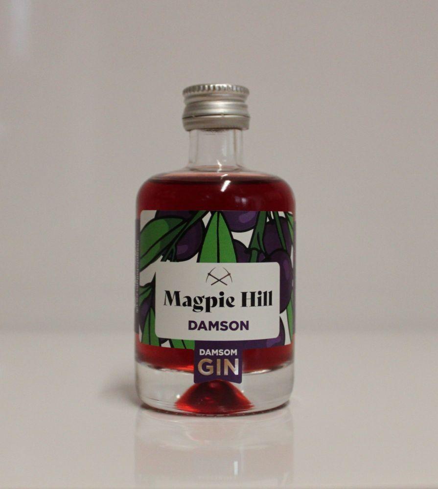 Magpie Hill Damson Gin miniature