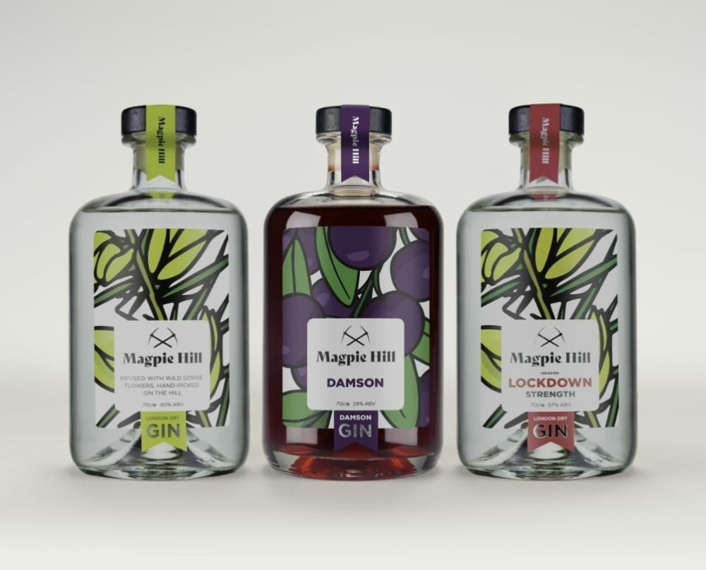 Magpie Hill Gin Gift Packs