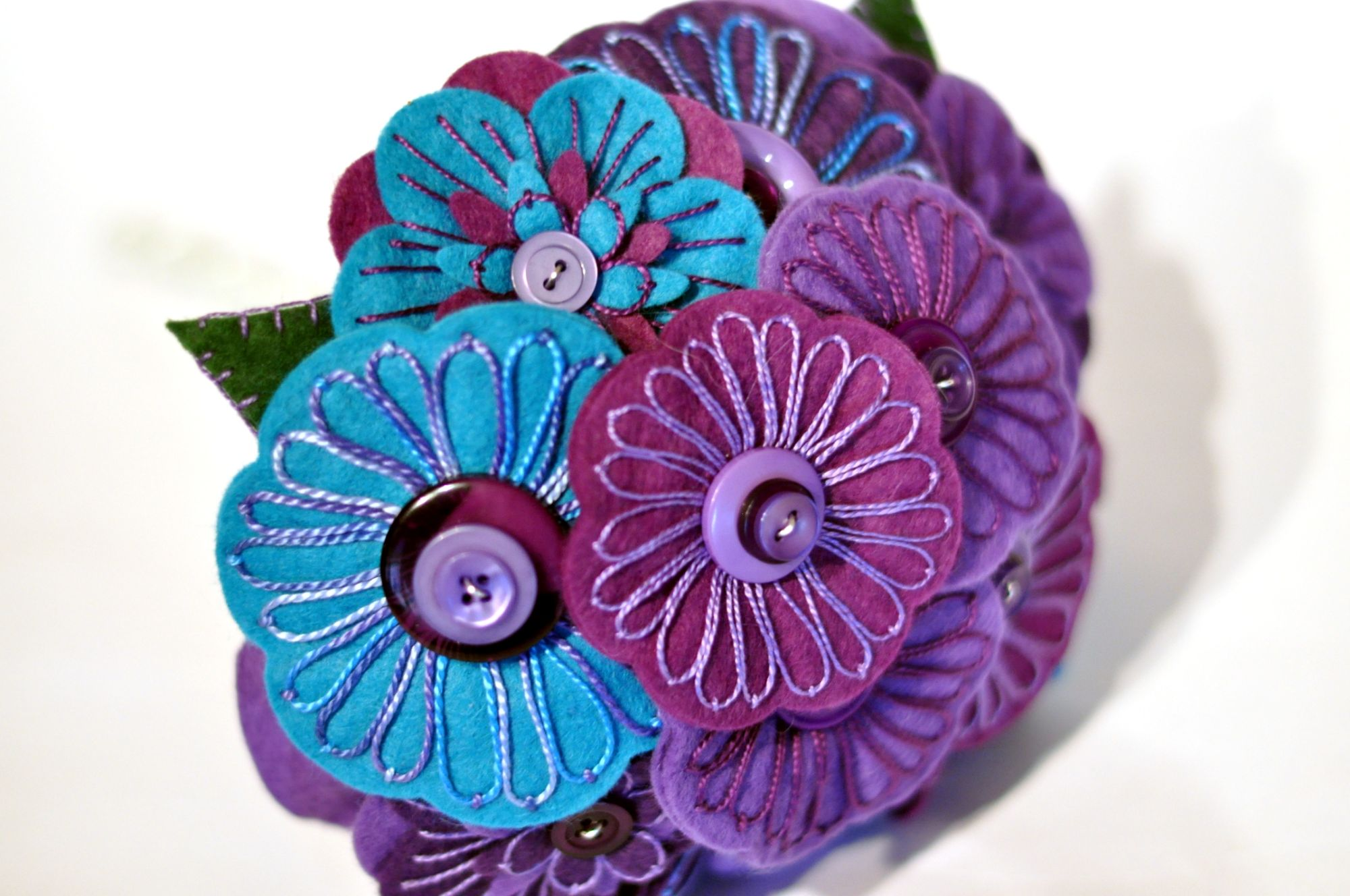 peacock themed embroidered bouquet.JPG