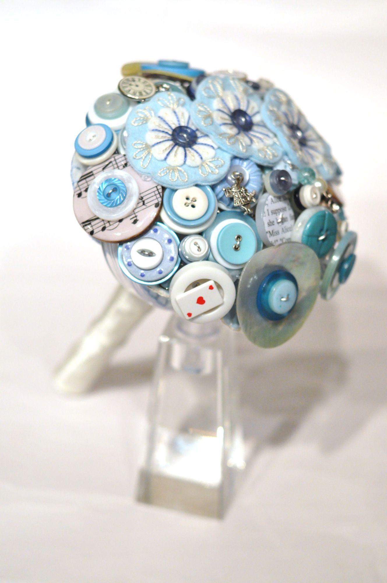 Alice in wonderland button bouquet (3).JPG