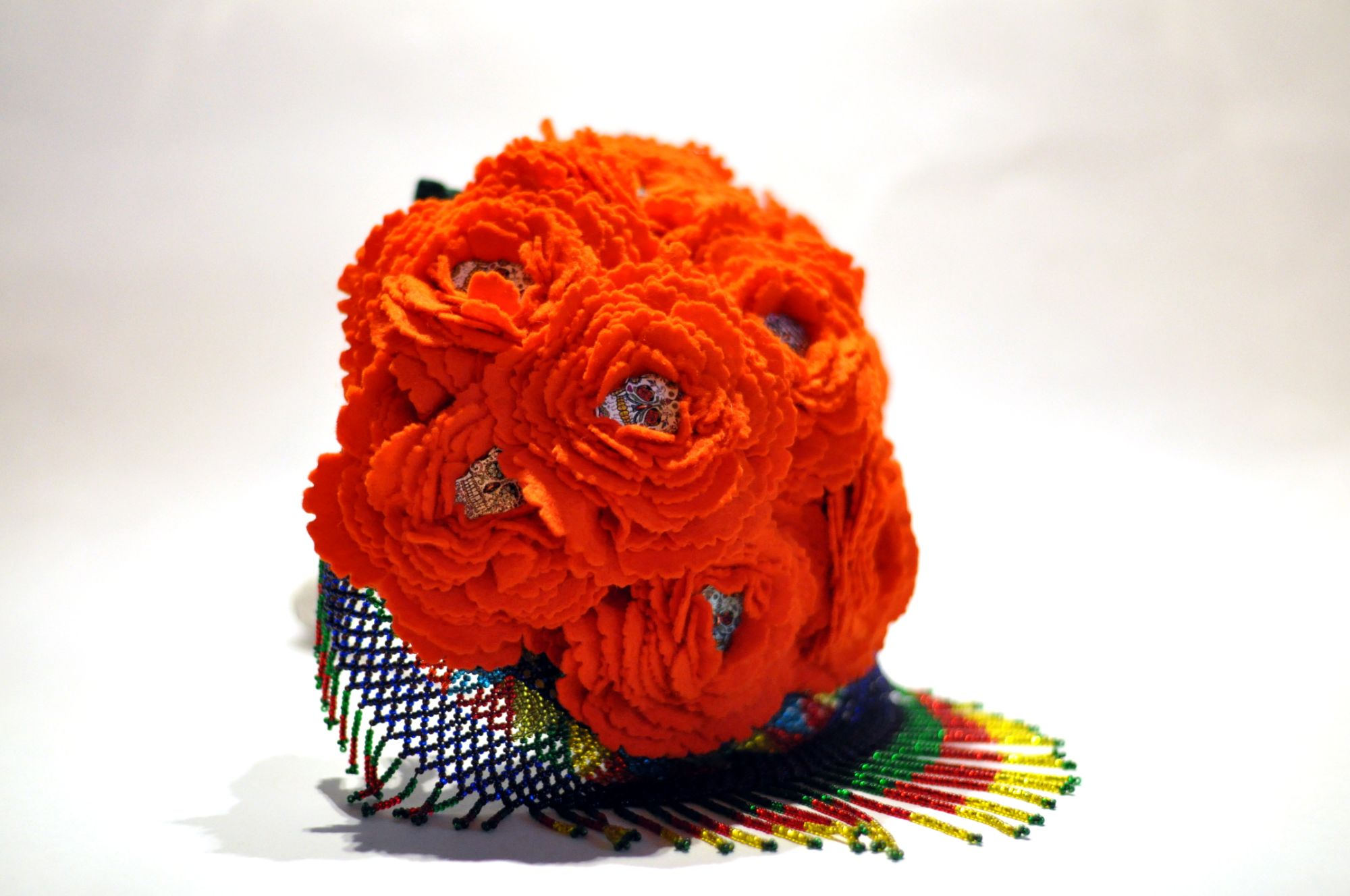 Day of the dead bouquet.JPG