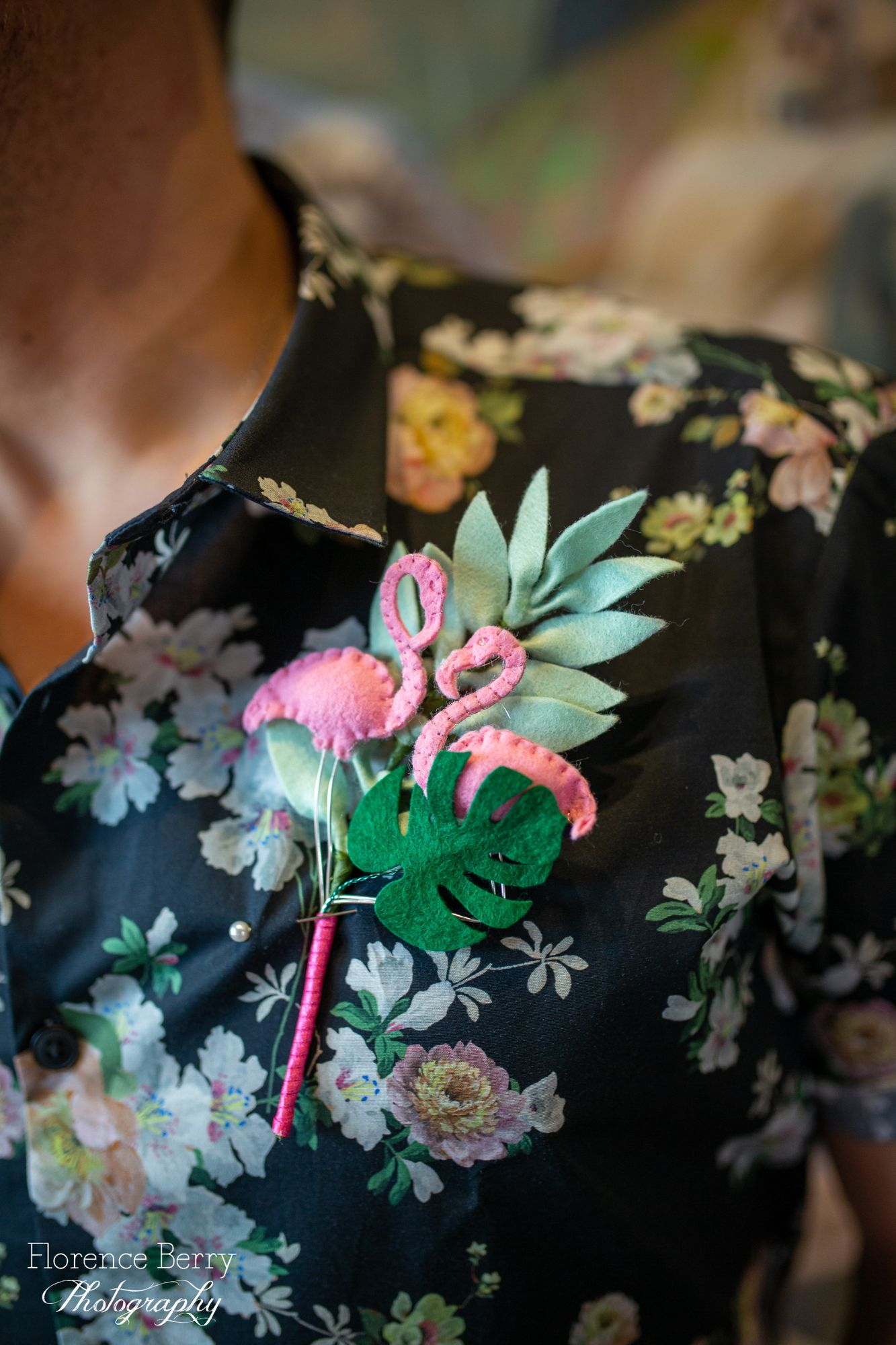 alternative buttonhole ideas