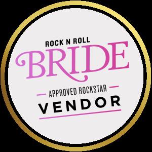 rockstar bride vendor