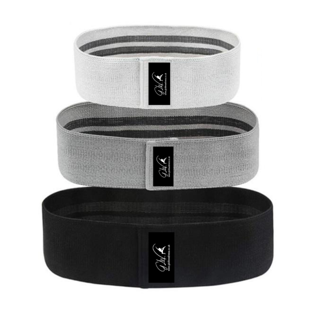 GLOLIFEWELLNESS Exercise Bands set of 3