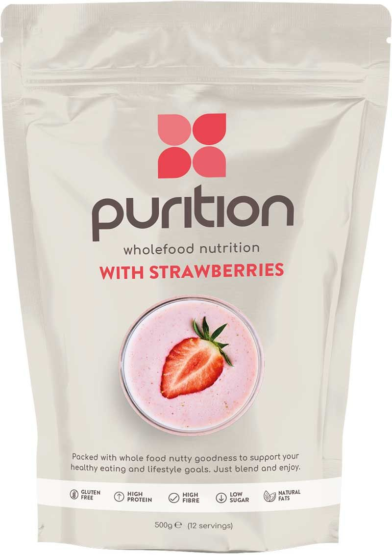 Strawberry 500g FREE POSTAGE