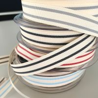 Berisford's 15mm Tea Towel Striped Ribbon