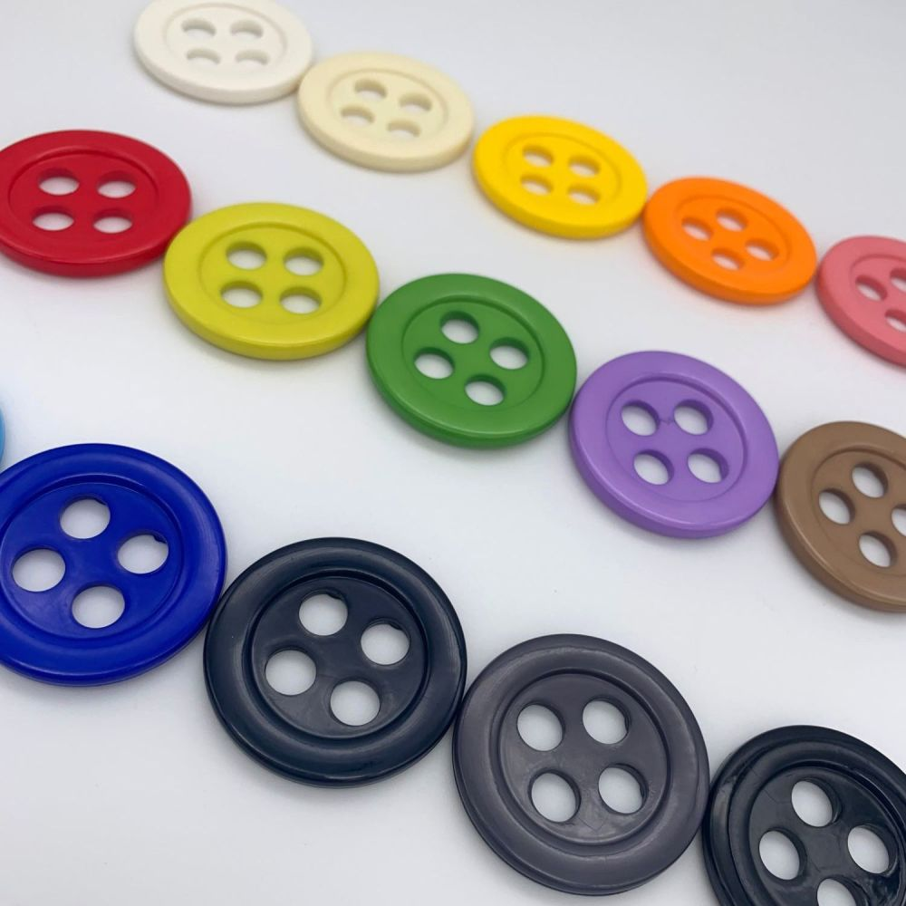 34mm Clown Buttons