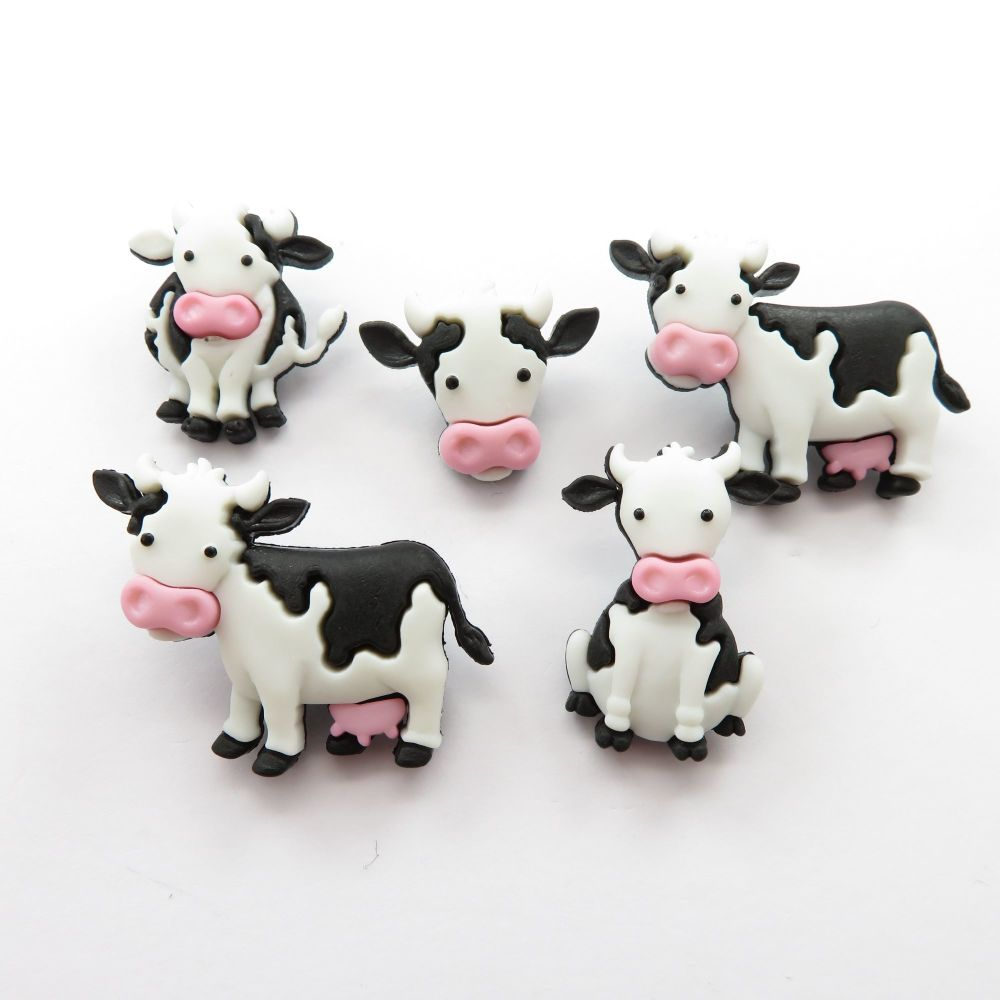 Dress It Up Button Pack - Mooove It!