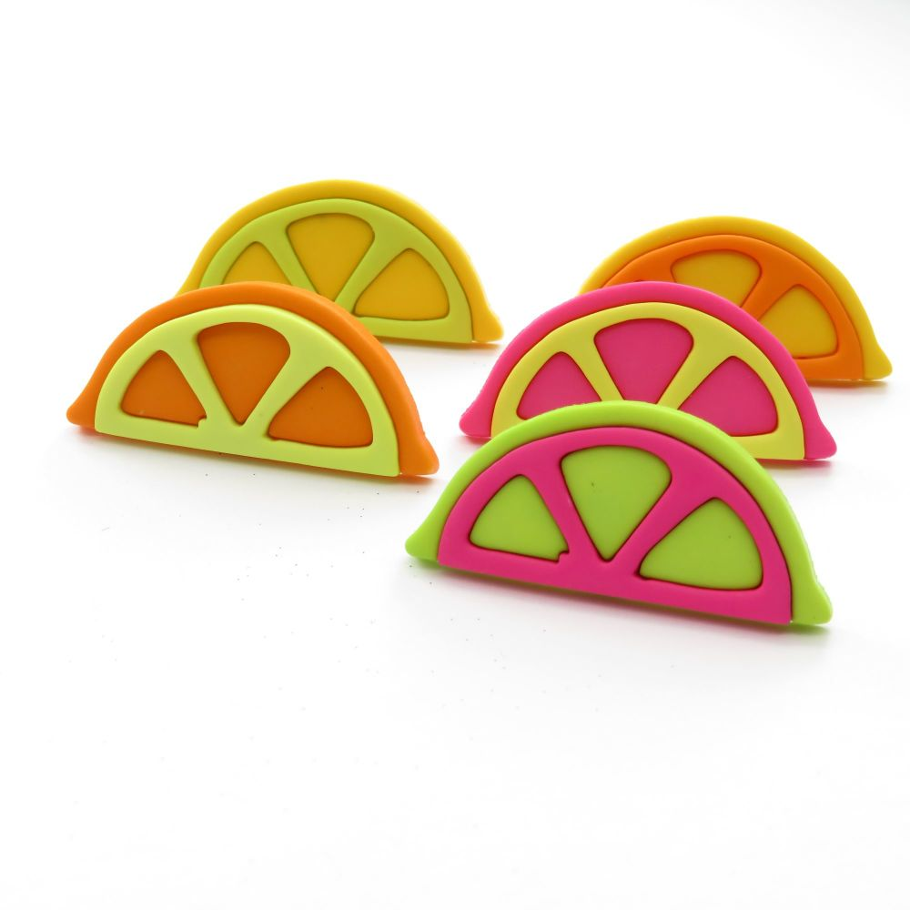 Dress It Up Button Pack - Fruit Slices