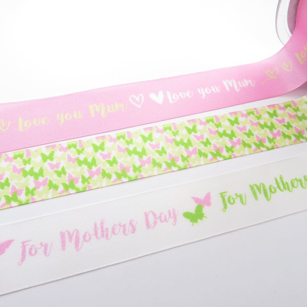 Berisford's Mother's Day Themed Ribbons