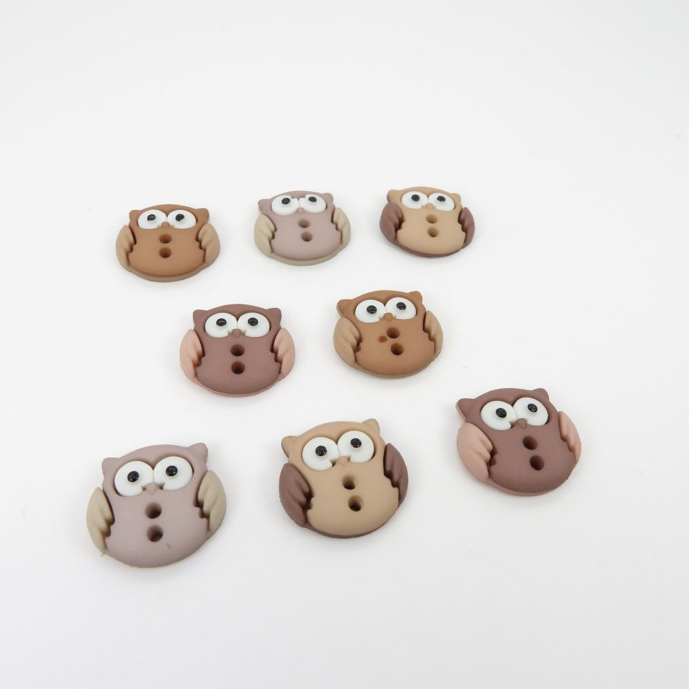 Dress It Up Button Pack - Sew Cute Owls