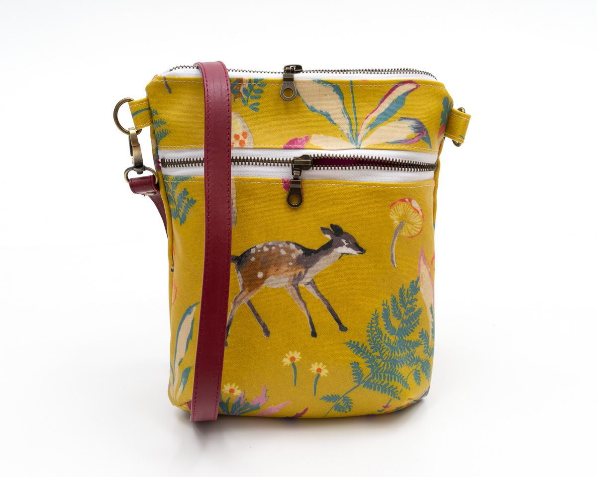 Forest animals bag-