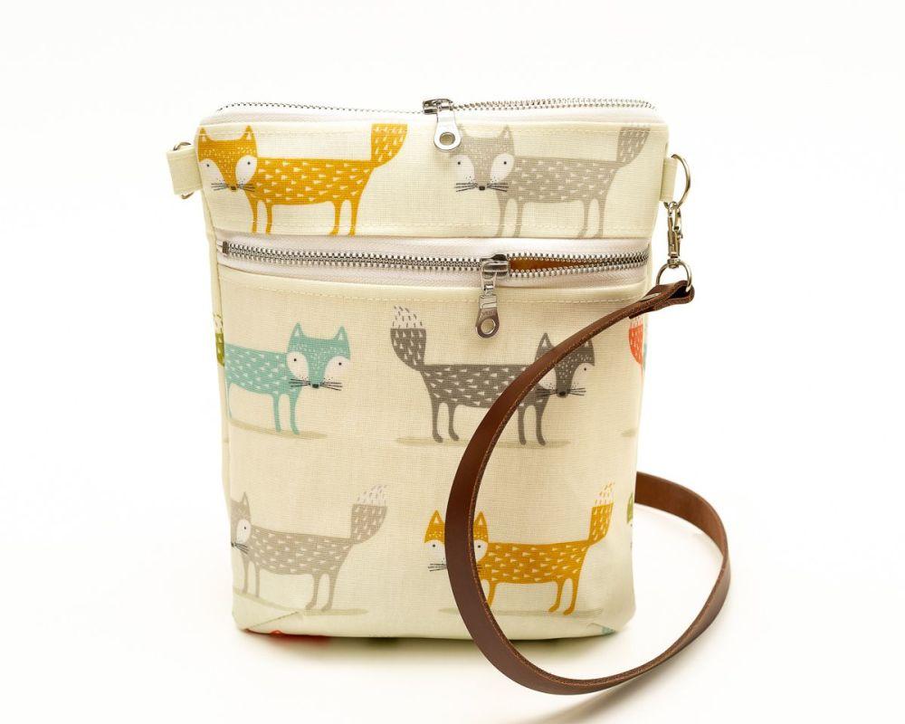 Foxes Cross Over Handbag