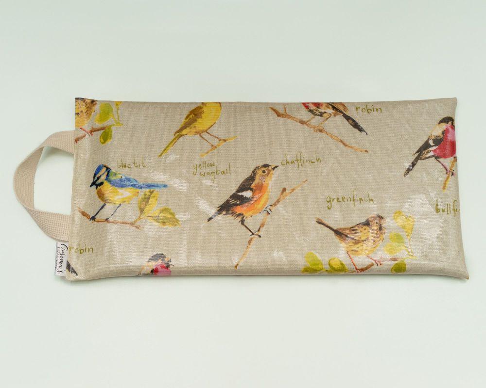 Garden Birds Kneeler Pad