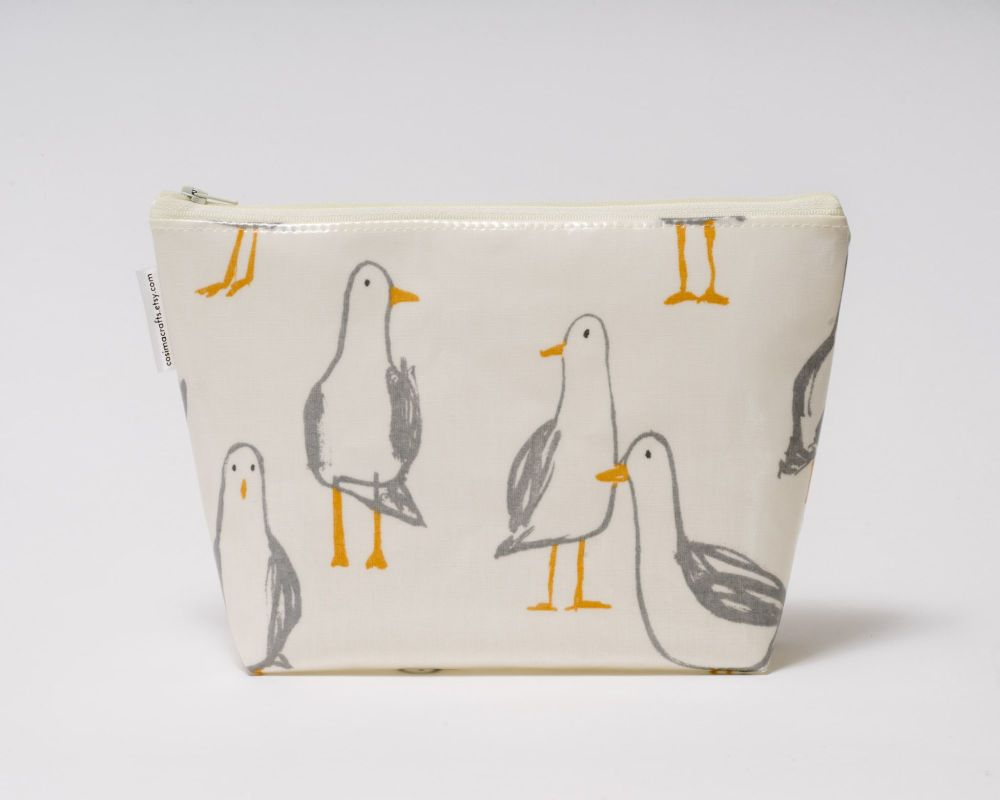 The Seagull Wash Bag