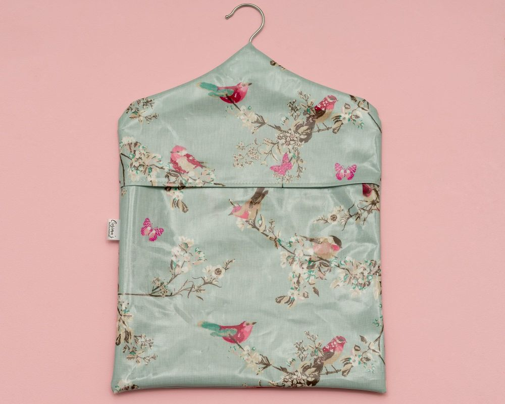 Beautiful Birds Peg Bag