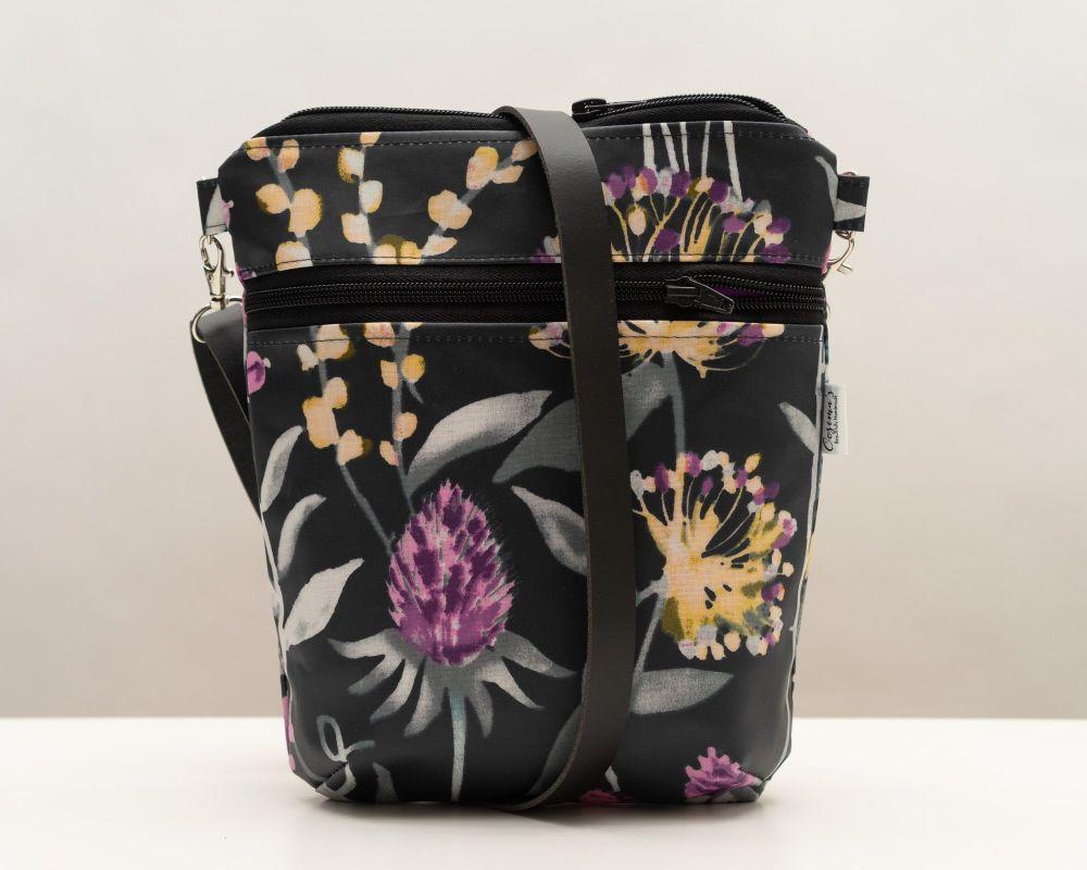 Lilies Cross Over Bag