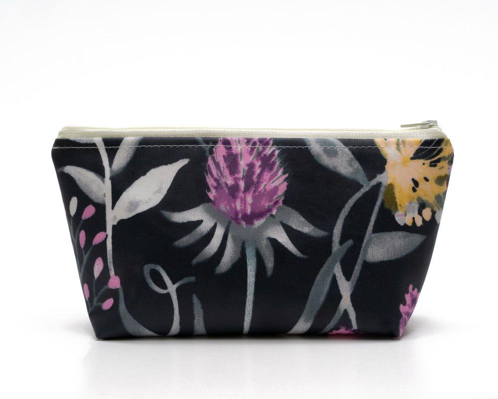 Lilies Make-Up Bag
