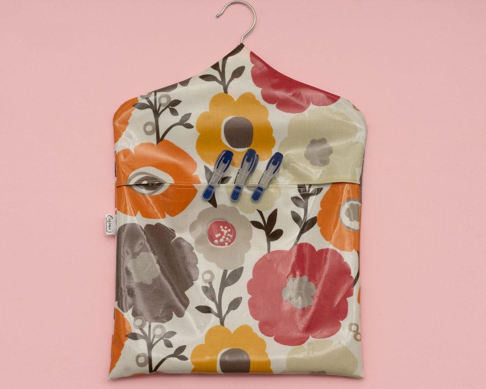 Full  Bloom Peg Bag