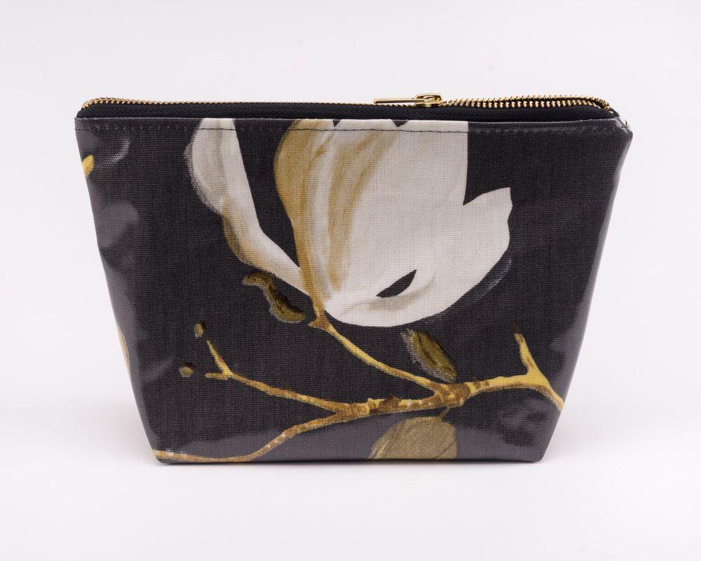 Magnolia Medium Cosmetic Bag