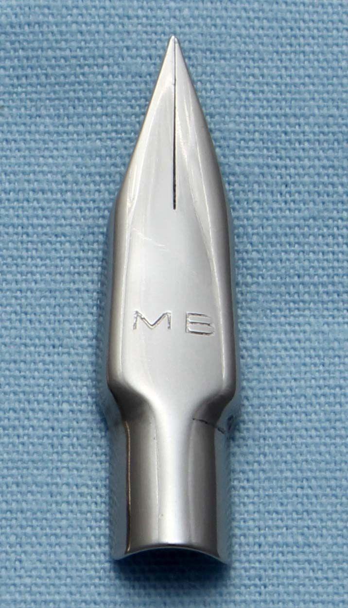 N411  - Montblanc Winged Extra Fine Nib
