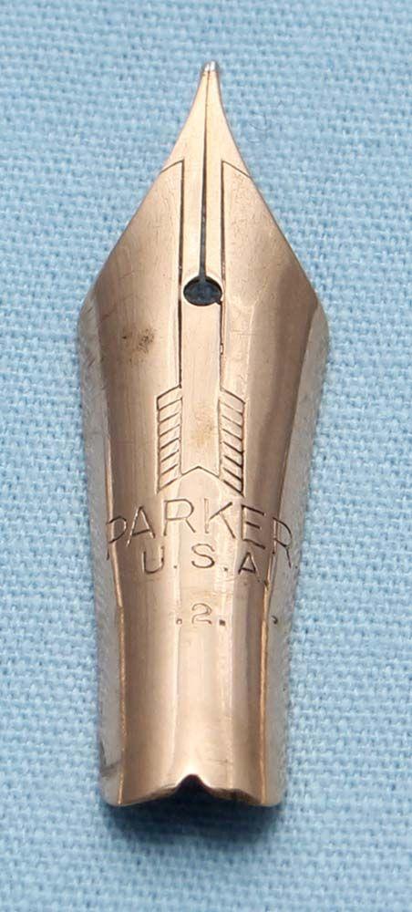 N4767- Parker Vacumatic Extra Fine Nib