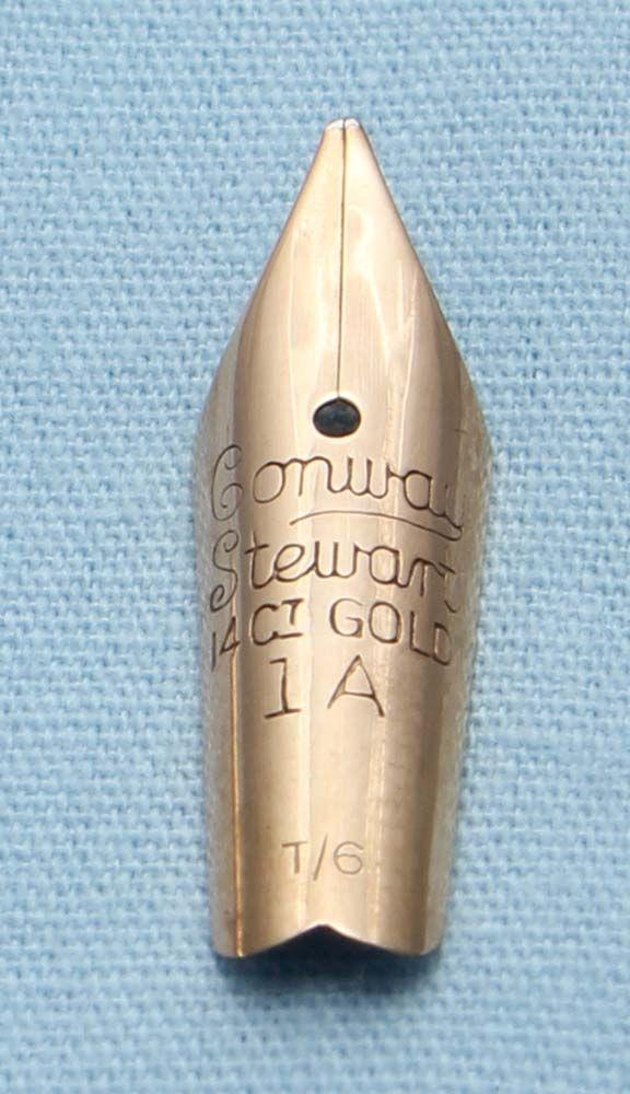 N447  - Conway Stewart  1A Medium Nib
