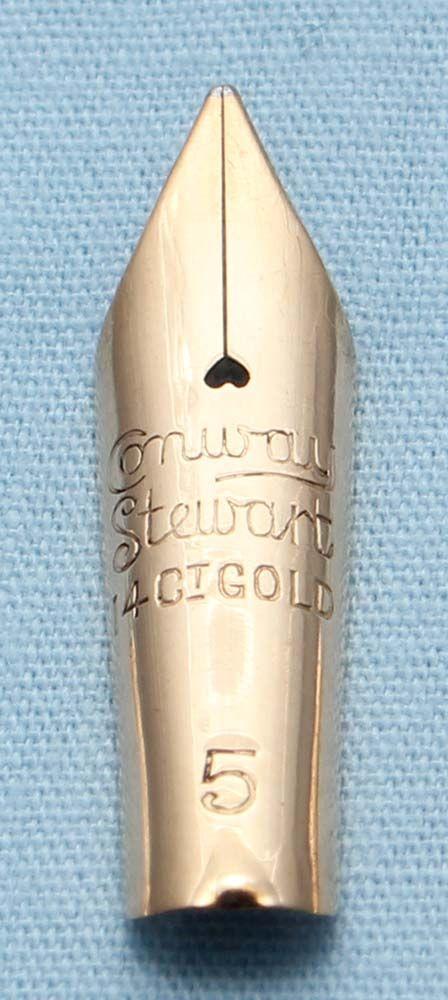 N455  - Conway Stewart 5 Medium Nib