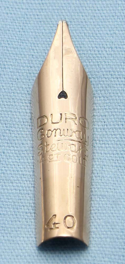 N456  - Conway Stewart 40 Medium Flex Nib