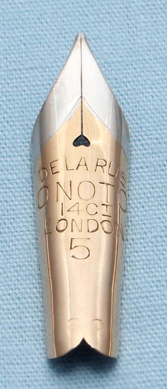 N438  - Onoto #5 Medium Nib