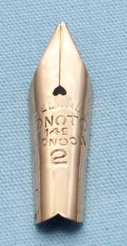 N417 - Onoto #2 Medium Flex Nib