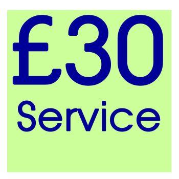 RP030 - Standard Repair or Service