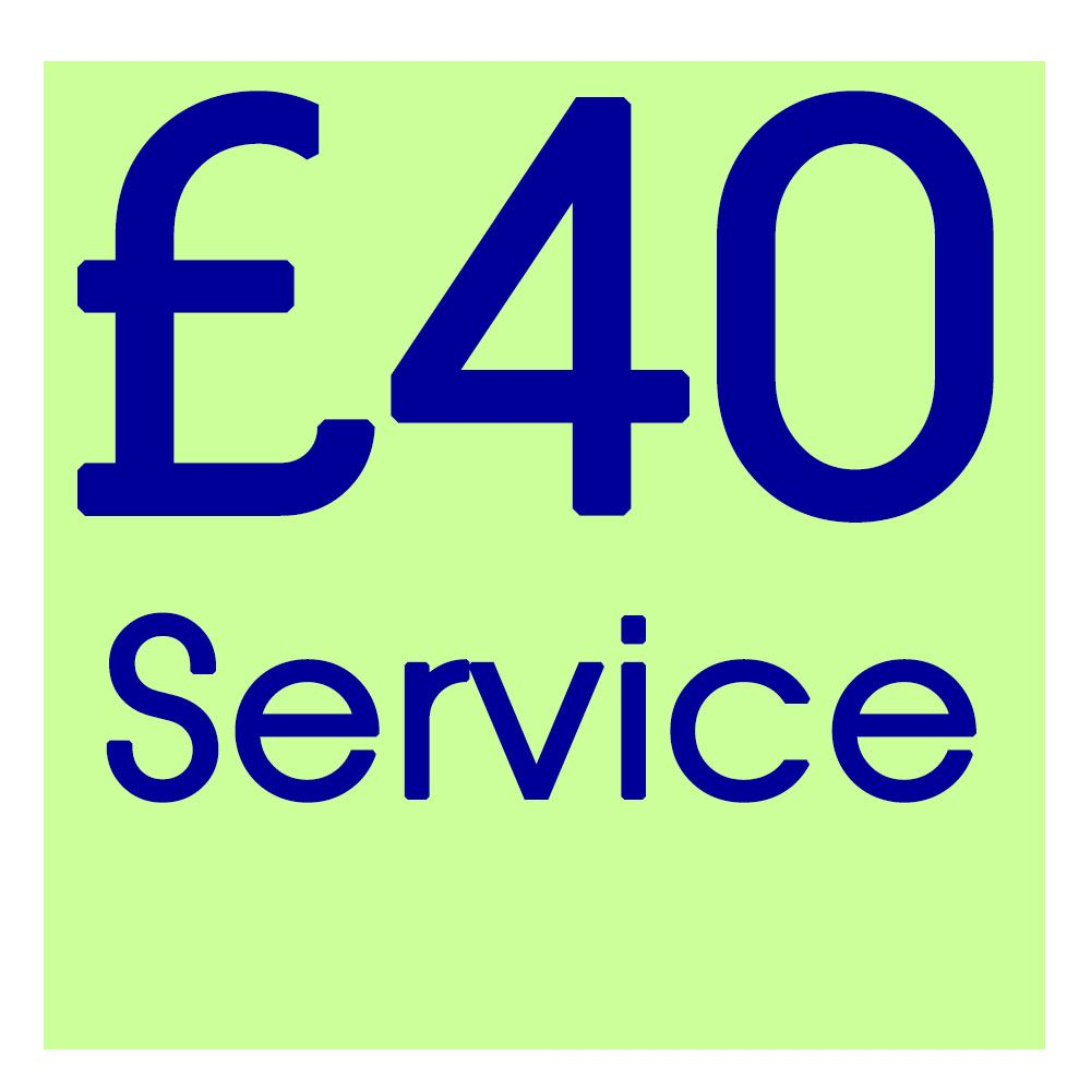 RP02 - Standard Repair or Service