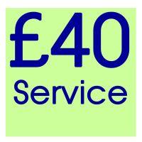 RP03 - Standard Repair or Service