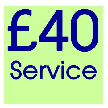 RP040 - Standard Repair or Service