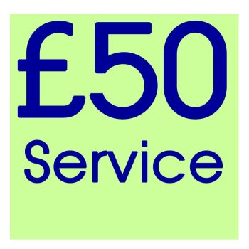 RP050 - Standard Repair or Service