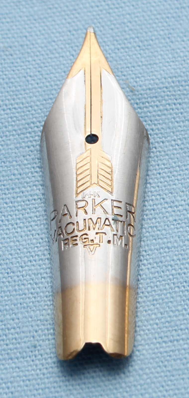 N486- Parker Vacumatic Fine Nib