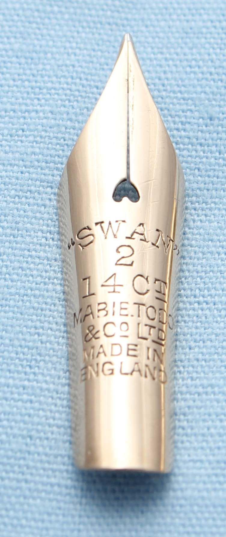N510  - Swan #2  Fine Nib