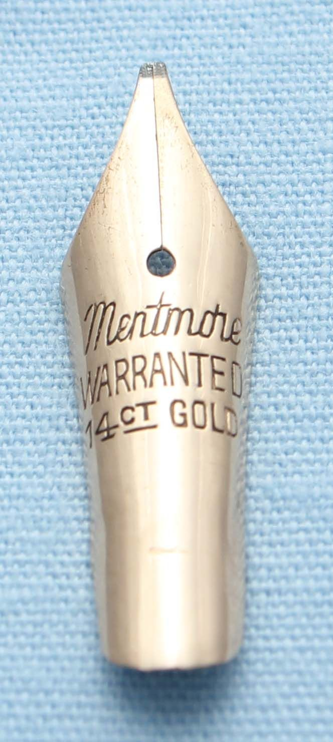 N514  - Mentmore Medium Flex Nib