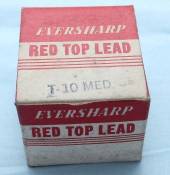 "Eversharp ""Red Top"" Leads 0.9mm T-10 Medium  (S101)"