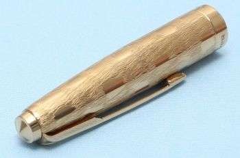 Parker 61 Stratus Cap in Rolled Gold. Made in UK. (S307)