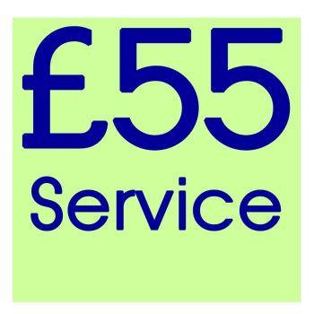 RP055 - Standard Repair or Service