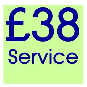RP038 - Standard Repair or Service
