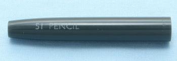 Parker 51 Clutch Type Pencil Barrel in Grey (S317)