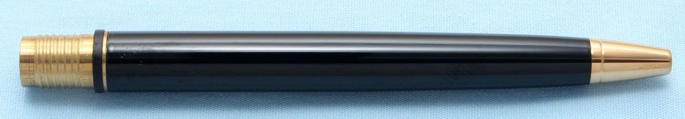 Watermans Exclusive Ball Pen Barrel in Gloss Black Lacquer (S505)