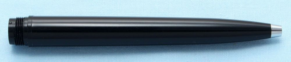 Parker 61 Ball Pen Barrel in Black with chrome trim. (S328)