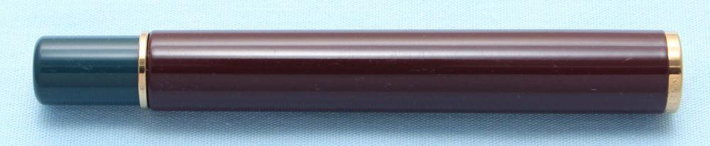Parker Rialto / 88 Fountain Pen Barrel in Laque Metallic Maroon. (S215)
