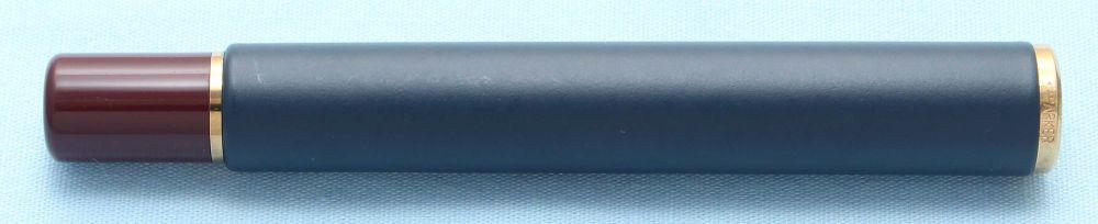 Parker Rialto / 88 Fountain Pen Barrel in Matt Navy. (S210)